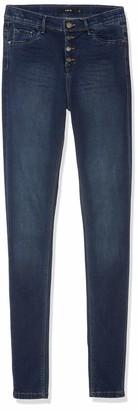 Name It Girl's Nlfpil Dnmtia 2234 Hw Pant Noos Jeans