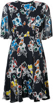 Jason Wu chiffon floral day dress