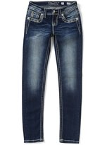 Miss Me Girls Big Girls 7-16 Embellished Skinny Jeans
