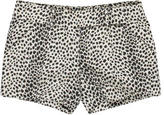 Alexander Wang Printed Mini Shorts