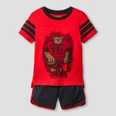 Cat & Jack Toddler Boys' Top and Bottom Sets Really Red