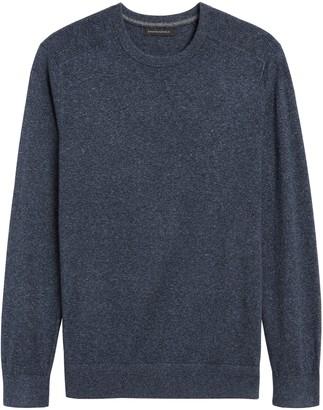 Banana Republic Silk Linen Crew-Neck Sweater