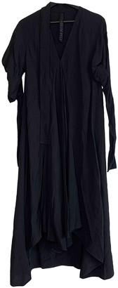 Petar Petrov Black Viscose Dresses
