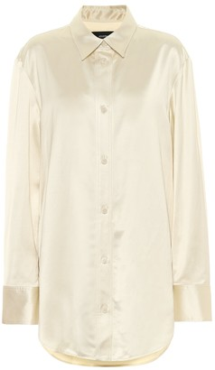 Joseph Bernel satin shirt