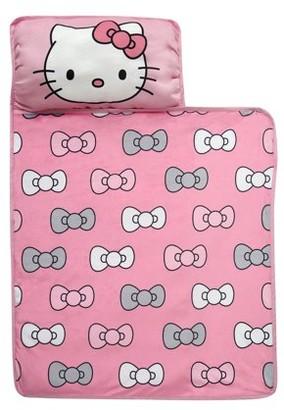Lambs & Ivy Hello Kitty Pink/Gray/White Toddler Nap Mat
