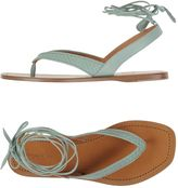 Bottega Veneta Thong sandals