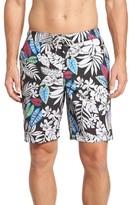 Tommy Bahama Men's Baja Luau Leaves Board Shorts
