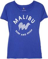 Malibu cotton-jersey T-shirt