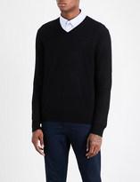 Michael Kors V-neck merino-wool jumper
