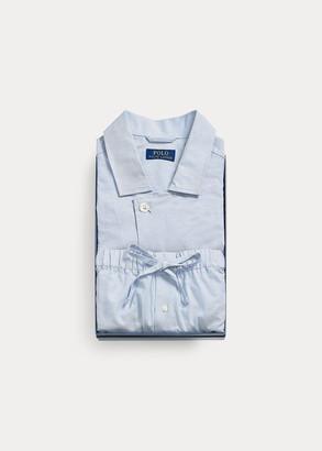 Ralph Lauren Heritage Oxford Pajama Set