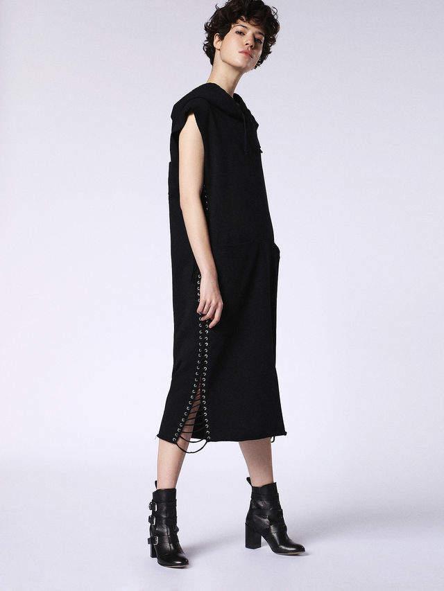 Diesel Dresses 0CAQN - Black - M