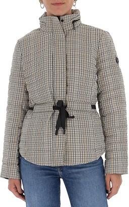 MICHAEL Michael Kors Belted Puffer Jacket