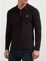 Original Penguin Winston Long Sleeve Polo Shirt