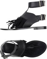 Mr Wolf Toe strap sandals