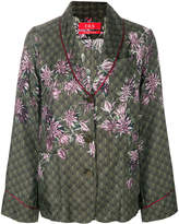F.R.S For Restless Sleepers floral working jacket