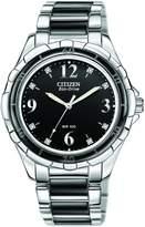 Citizen Women's Ceramic Eco-Drive Watch EM0031-56E