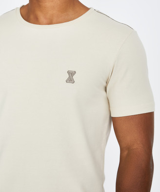 Standard Switchblade T-Shirt Bone