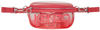 Kenzo Pink Kombo Bum Bag