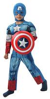 Rubie's Costume Co Avengers Captain America Costume - Small