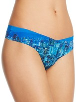 Commando Photo Op City Scape Classic Thong