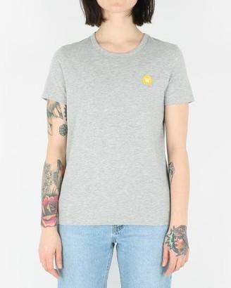 Wood Wood Uma T Shirt Grey Melange - XS