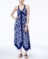 INC International Concepts Handkerchief-Hem Maxi Dress, Only at Macy's