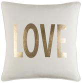 Artistic Weavers Glyph Bold Love Pillow