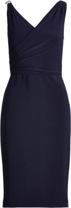 Ralph Lauren Jersey Cocktail Dress