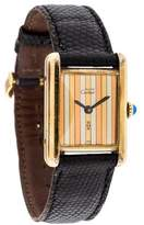 Cartier Must de Argent Watch