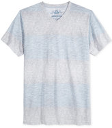 American Rag Men's New Years Stripe T-Shirt, Only at Macy's
