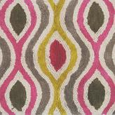 Waverly Optic Delight Cotton Bath Rug