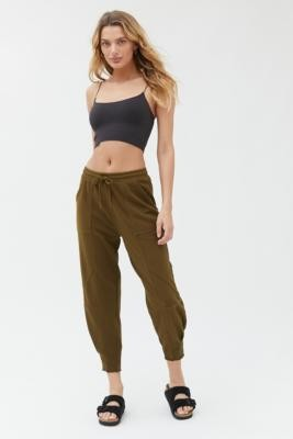 Out From Under Pax Patchy Pant - Green XS at Urban Outfitters