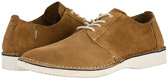 Toms Preston (Forged Iron Grey Nubuck) Men's Lace up casual Shoes