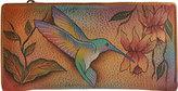 Anuschka Women's Clutch Wallet
