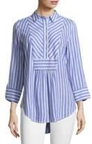 Vineyard Vines Stripe Cotton Tunic
