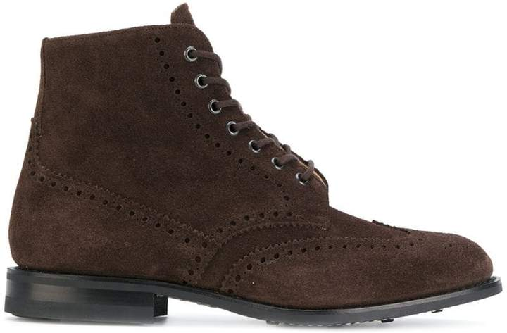 Church's classic lace-up boots