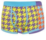 Red Herring Pack Of Two Turquoise Print Trunks