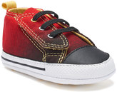 Converse Baby Chuck Taylor First Star Easy-Slip Hi Crib Shoes