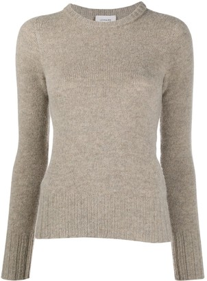 Lemaire Fitted Crew Neck Jumper