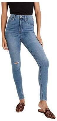 Madewell 11 Roadtripper Jeans in Keele Wash (Keele Wash) Women's Jeans