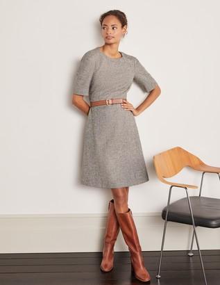 Eve British Tweed Dress