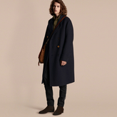 Burberry Double-faced Technical Wool Chesterfield