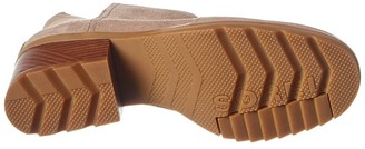 Sorel Cate Cut Out Suede Bootie