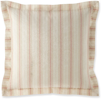 Sherry Kline Home Abloom Striped European Sham