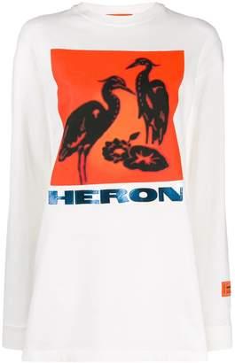 Heron Preston graphic-print T-shirt