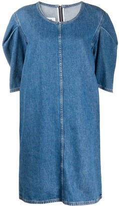 MM6 MAISON MARGIELA Short Denim Dress
