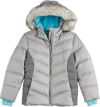 ZeroXposur Girls 4-16 Puffer Jacket