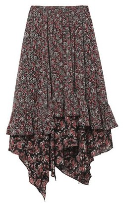 Free People 3/4 length skirt