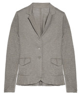 Majestic Slub linen and silk-blend blazer