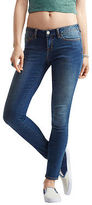 Aeropostale Womens Seriously Stretchy Medium Wash Jegging
